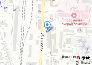 Компания «Грузчиков Сервис» на карте