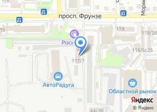 Компания «Автодвор МВ и Д» на карте