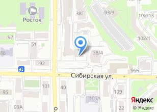 Компания «Мебель-Терем» на карте