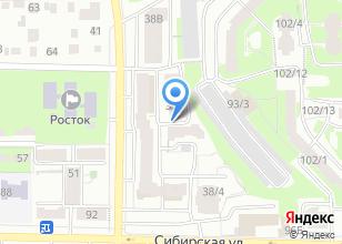 Компания «ZEPARTS» на карте