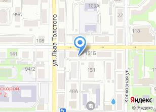 Компания «Сибаккумулятор» на карте