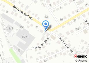 Компания «Автонемец» на карте