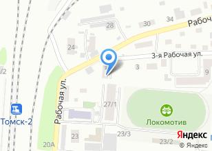 Компания «ЧИСТО клининг» на карте