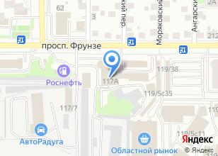 Компания «А Строительная Техника Сибири» на карте
