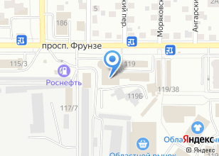Компания «АЙЛЕНД ГРУПП» на карте
