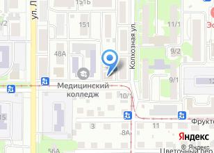 Компания «Центр полиграфических и фотоуслуг на Лебедева» на карте