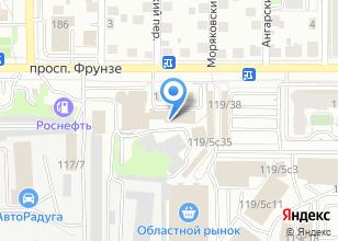 Компания «ICenter» на карте