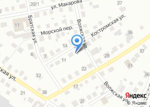 Компания «Автопомощник» на карте