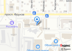 Компания «Мое здоровье» на карте