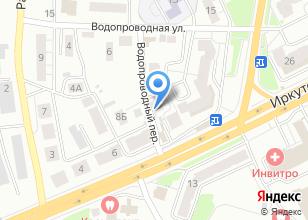 Компания «Студия красоты Анны Кириной» на карте