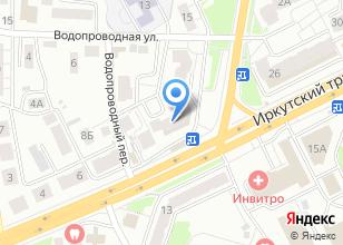 Компания «Айфикс» на карте
