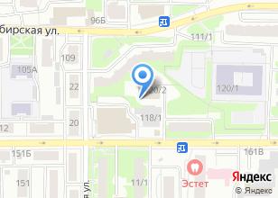 Компания «Авалон» на карте