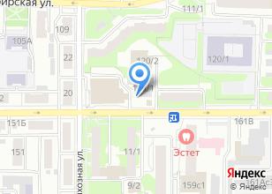 Компания «Д2» на карте