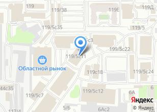 Компания «Шип» на карте