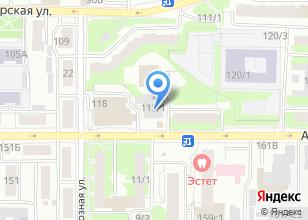 Компания «D2» на карте