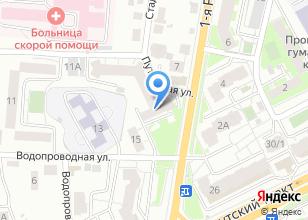Компания «Техномаг» на карте