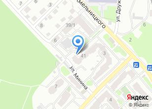 Компания «Мастерская по изготовлению ключей и заточке инструментов» на карте