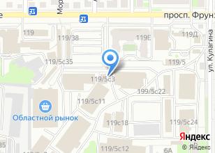 Компания «Караван» на карте