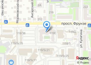 Компания «Сибавтоматика+» на карте