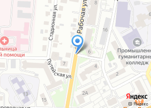 Компания «Ремонт телефонов» на карте