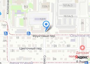 Компания «Зеленое бюро» на карте