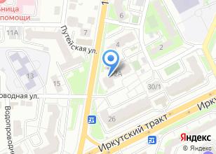 Компания «ТРИ-О» на карте