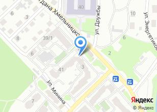 Компания «Фаэтон» на карте