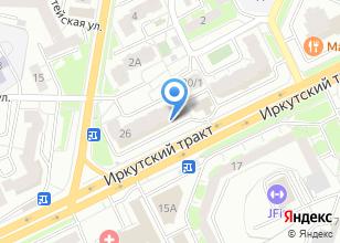 Компания «Helix» на карте