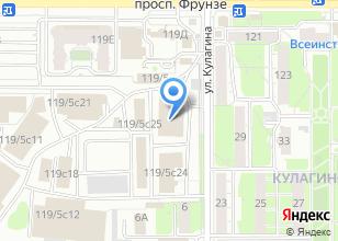 Компания «АвтоОйл» на карте