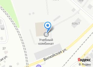 Компания «Академ-Снабсервисавто» на карте