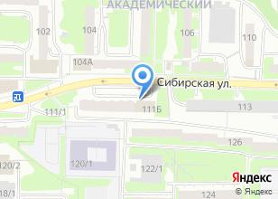 Компания «Почта России, ФГУП» на карте