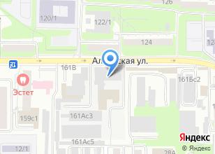 Компания «ЭлеСи» на карте