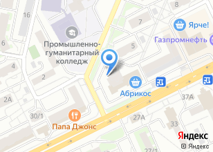 Компания «ЛОГОПЕД» на карте