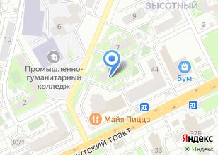 Компания «МариОкс» на карте
