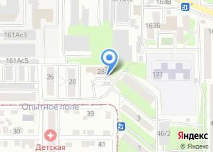 Компания «Управление экономической безопасности и противодействия коррупции Управления МВД России по Томской области» на карте