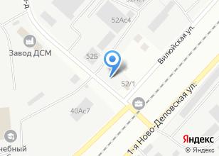 Компания «ЗапСибСтройДормашСервис» на карте
