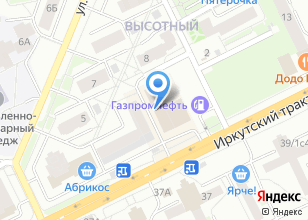 Компания «Школа для дошколят» на карте