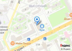 Компания «Мебель Style» на карте