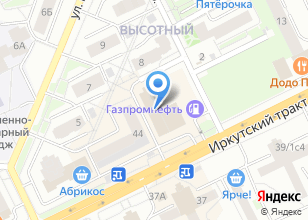 Компания «Битроник» на карте