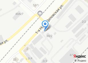 Компания «Электроды и крепежные изделия» на карте