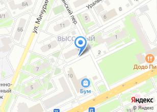 Компания «Карина М» на карте