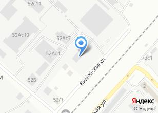 Компания «Codemonkey» на карте