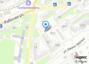 Компания «Сад долголетия» на карте