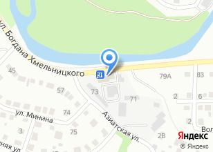 Компания «ИТех» на карте