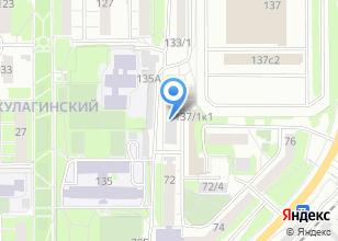 Компания «Механик» на карте