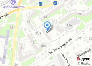 Компания «Бриллиант» на карте