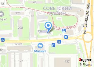 Компания «Отдел геологии и лицензирования по Томской области» на карте