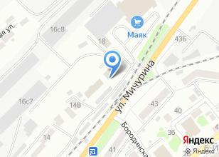 Компания «ТД АвтоХИТ» на карте