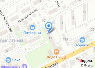 Компания «Лира-металлопрокат» на карте