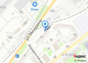 Компания «VitaRay» на карте